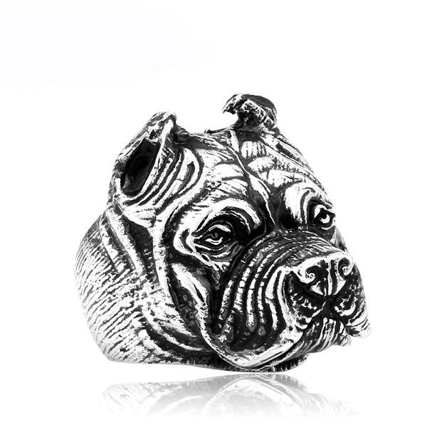 Pitbull Lovers Ring