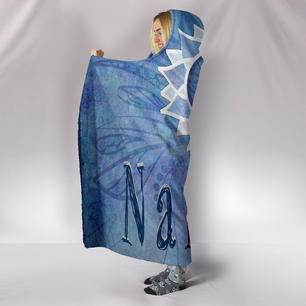Namaste Hooded Blanket