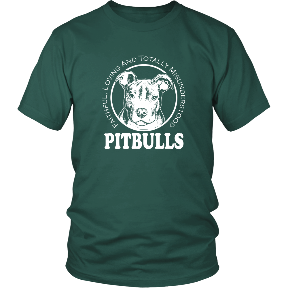 Pitbull Passion T-shirt