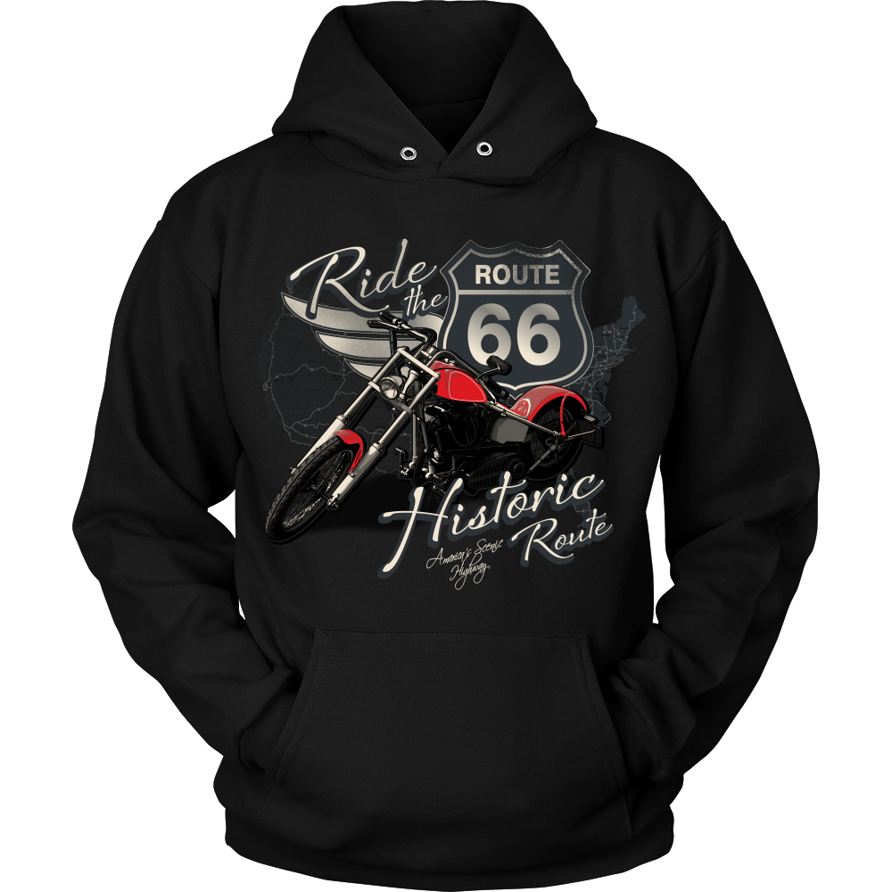 Ride The Historic Route 66