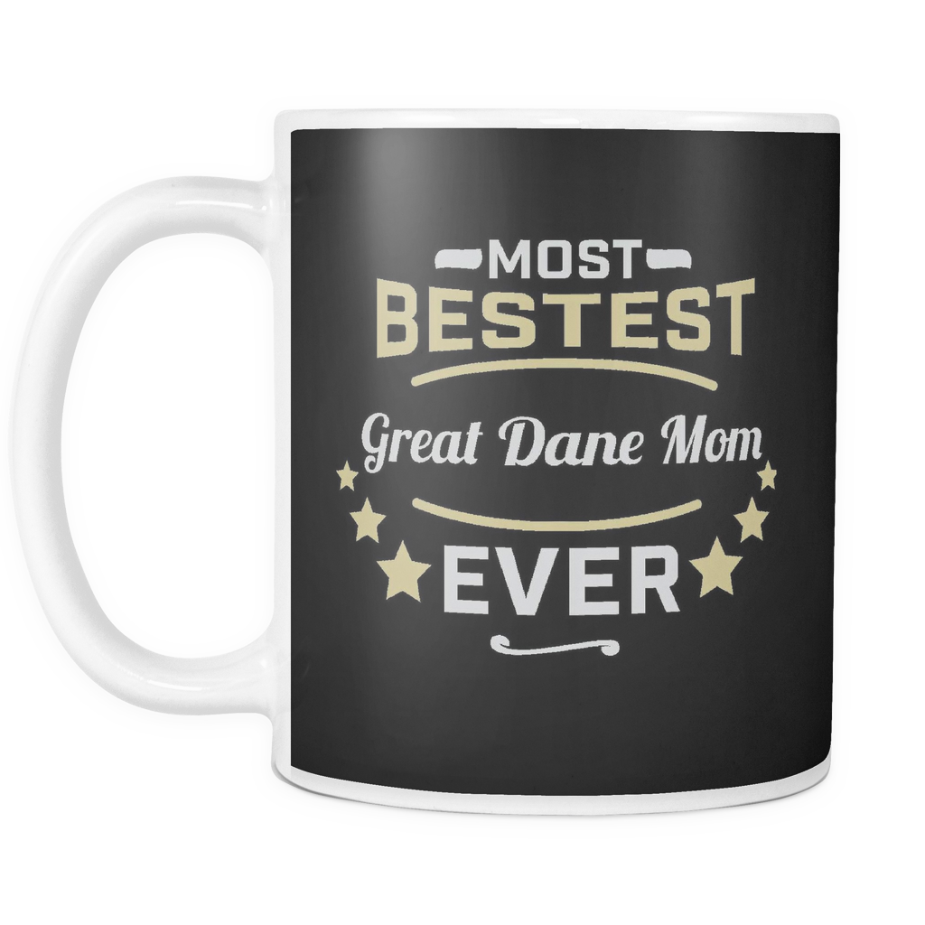 Most Bestest Dog Mom Mugs. G - Z