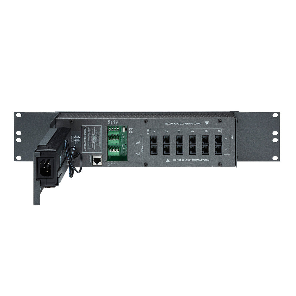 Qt 600® for up to 72,000 ft² - 6 Zone Controller