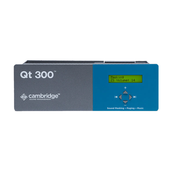 Qt 300® for up to 36,000 ft² - 3 Zone Controller