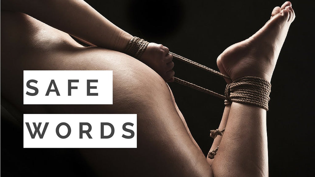 Safe words in BDSM and their importance