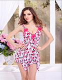 Small Floral babydoll
