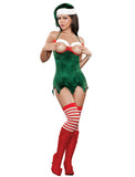 Open Bra Elf Costume