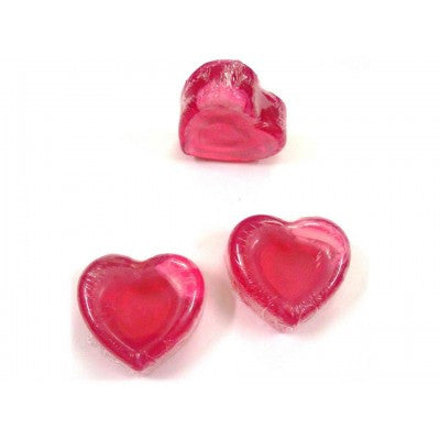 Aphrodisiac infused Heart-Shaped Couples' Soap