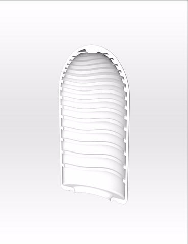 TENGA - Pocket male masturbator and extension, wave line design