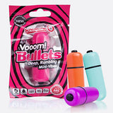 Screaming O Vooom Powerful Bullet Mini Vibe