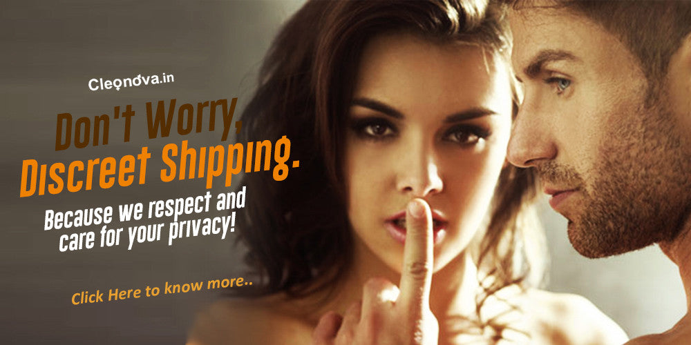 Discreet shipping of intimate products in India
