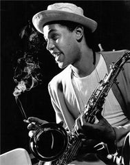 Young Dexter Gordon