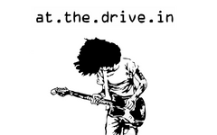 at the drive in logo