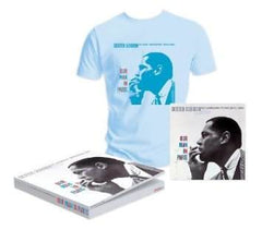 Dexter Gordon Vinyl LP & T-Shirt Box set