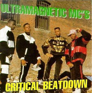 Ultramagnetic MC's - Critical Beatdown LP, New Vinyl