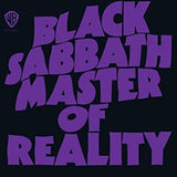 Black Sabbath - Master Of Reality LP, New Vinyl