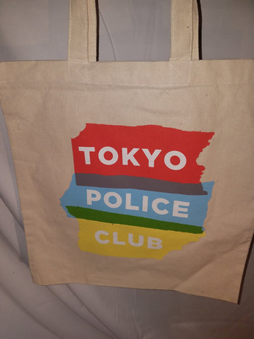 Tokyo Police Club  Tote Bag, Officially License Band merchandise