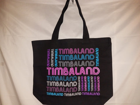 Timbaland  Tote Bag, Officially License Band merchandise