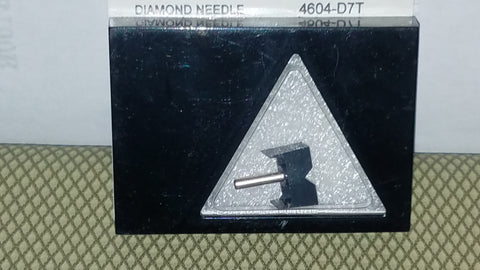4604-d7t Pfanstiehl Diamond needle Pickering D1507-AT-1, 2 D-AT2 PD07T z