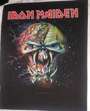 Iron Maiden Final Frontier Back Patch Large patch