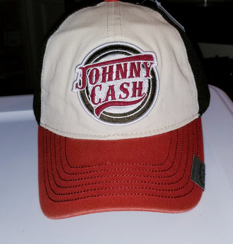 Johnny Cash  Hat, Officially License Band merchandise