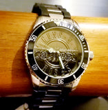 Guns n Roses Men's Wristwatch Heavy Duty Stainless Steel Collectible