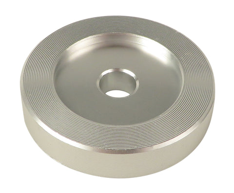 45 RPM adapter for Turntable / Record Player Machined Aluminum
