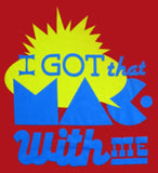 Mac Miller I Got Mac, 100% Cotton Shirt, Medium, Licensed Rock Band T-Shirt