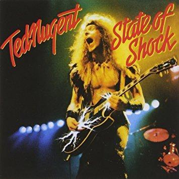 Ted Nugent - State of Shock LP, New Vinyl