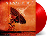 SIGNAL RED - Under the Radar LP - Record Limited 500 copies Colored Vinyl Numbered