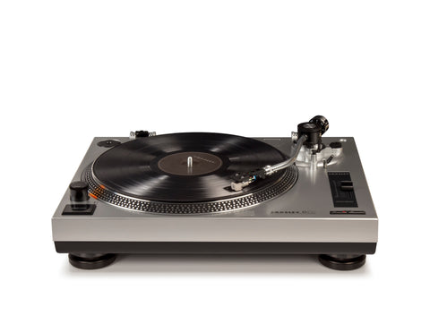 C100A-SI Crosley C100 Turntable - Record Player Silver