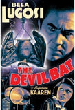The Devil bat Movie Poster