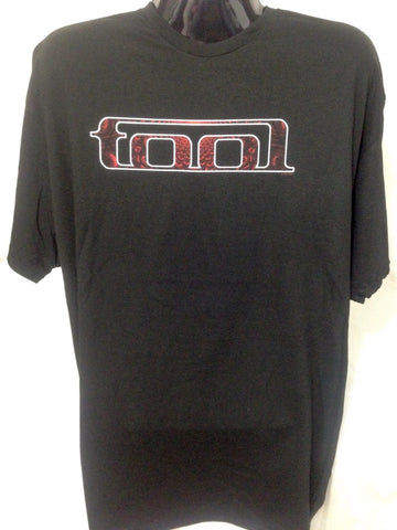 Tool T-Shirt Mens Size 3XL red logo Official