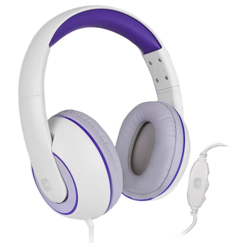 Over-the-Ear Stereo Headphones - iHome iB41BC