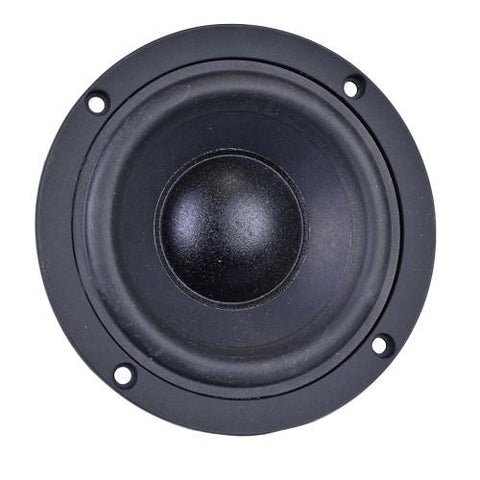"4.5   4-ohm Replacement Subwoofer  "" Groovecraft Audio 007"