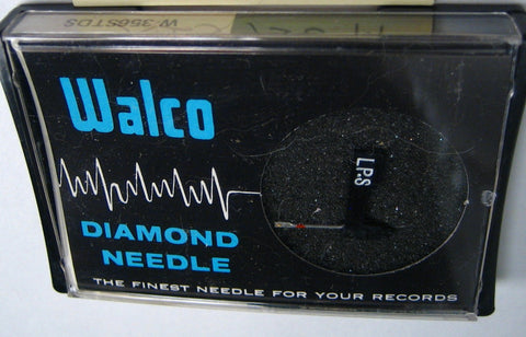 W-356 stds WALCO N.O.S. Replacement Needle  for Record Player