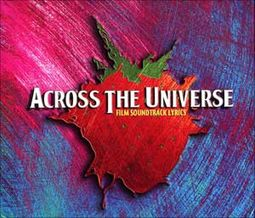 Across the Universe -The Beatles  Film Soundtrack Lyrics  Small Hardcover Book