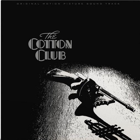 Cotton Club  Original Movie Soundtrack- Classic Jazz Vinyl LP