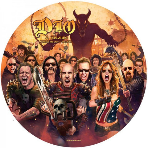"Ronnie James Dio This is your Life Benefit RSD 12"" Picture Disc Vinyl"