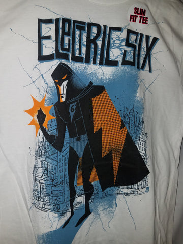 Electric 6  Shirt, Youth XL, Licensed Slim Fit T-Shirt