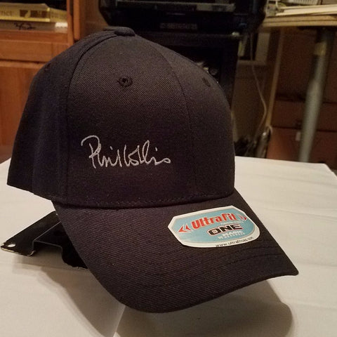 Phil Collins Hat, Officially License merchandise NOS ConcertTour