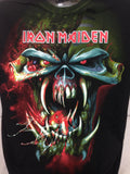 Iron Maiden Final Frontier Shirt N. AMERICAN Tour T-shirt - size XL, 3XL