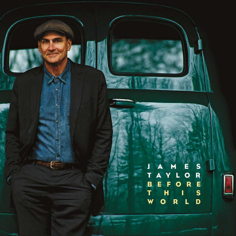 James Taylor Before - This World Vinyl Record LP 2015