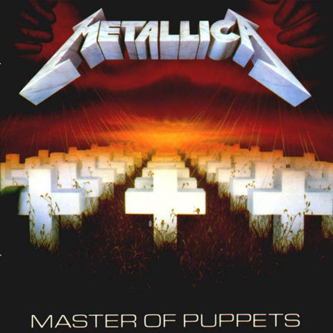 Metallica - Master Of Puppets (L.P.), Vinyl, Record SEALED NEW
