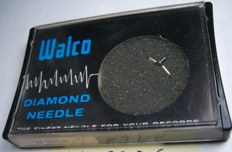 Needles & Cartridges - Walco W-52DS  N.O.S. Replacement Stylus/Needles
