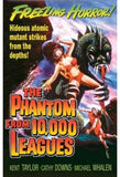 Phantom of 10,000 Leagues Movie Poster