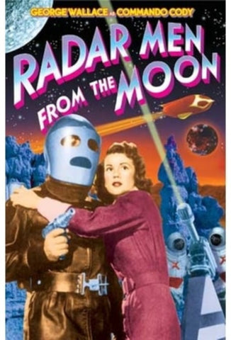 Radar from the moon Movie Poster