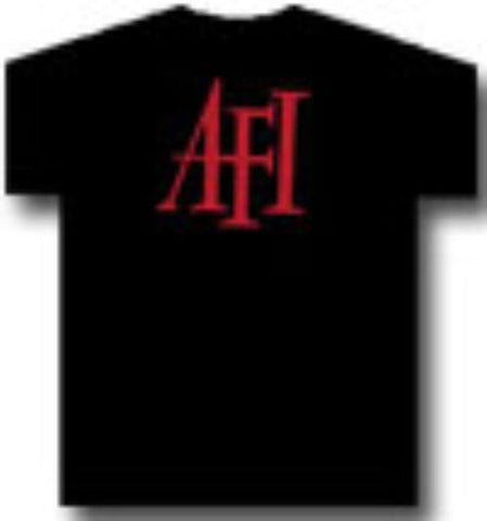 Rock T-Shirts - AFI  - Logo  Rock T-Shirt Punk Official Licensed Apparel