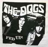 The Dogs  Shirt, Medium, Licensed Rock Band T-Shirt