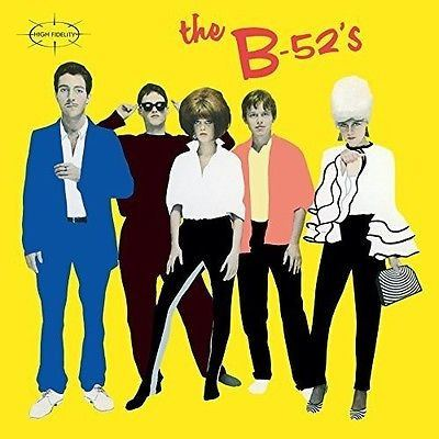 Vinyl-Records - B 52'S - B 52'S - LP