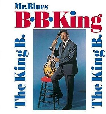 Vinyl-Records - B. B. King - Mr. Blues LP